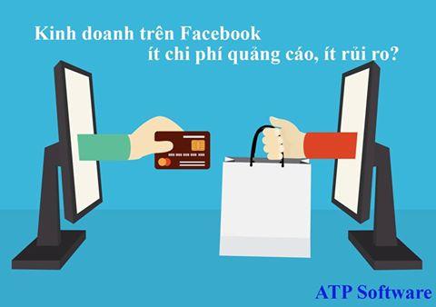 [Kinh doanh trên Facebook] Ít chi phí quảng cáo, ít rủi ro