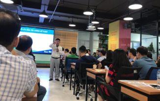"""Review buổi chia sẻ """"Tối ưu hóa cho doanh nghiệp nhỏ & vừa"""" của anh Nguyễn Khánh Trình"""