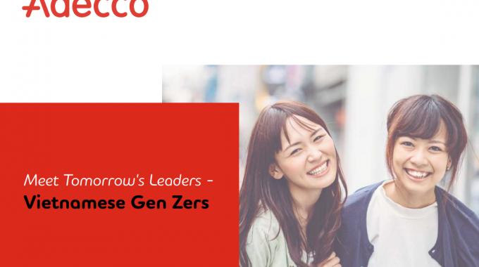 Meet Tomorrow's Leaders – Vietnamese Gen Zers Gặp gỡ các nhà Lãnh đạo của tương lai – Việt Nam Gen Zers.