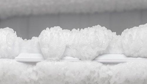 Tủ lạnh hitachi bị đóng tuyết phải khắc phục như thế nào?