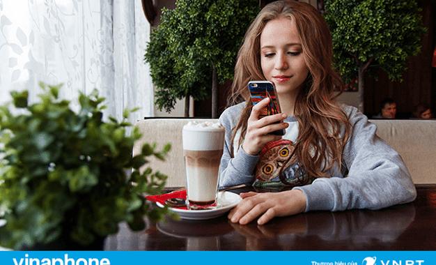Đăng ký 4G Vinaphone tháng 120k vào mạng thả ga
